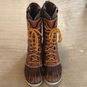 LL Bean Snowboots